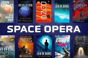 Best Space Opera Books